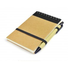 Piezīmju bloks ar pildspalvu Nr.105/34