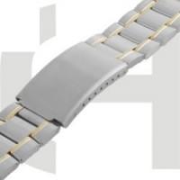 Metāla pulksteņu siksniņa 16 mm Nr.122/34