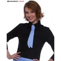Zila kaklasaite  Nr.124/52