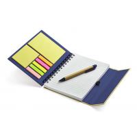 Piezīmju komplekts - bloks, piezīmju lapiņas, pildspalva Nr.141/24