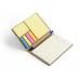 Piezīmju komplekts - bloks, piezīmju lapiņas, pildspalva Nr.141/28