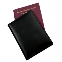 Alassio dabīgas ādas pases vāciņi (Data protection) Nr. 146/44