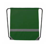 Mugursoma/sporta tērpa maisiņš  ar atstarotāju Nr. 147/20