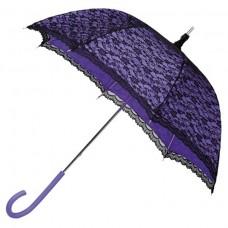 Melns/violets lietussargs Nr. 149/8