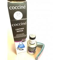 Coccine bezkrāsas ādas krāsas atjaunotājs - laka Nr. 150/48