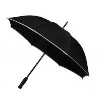 Melns lietussargs ar atstrojošu malu Nr. 151/23