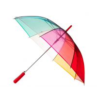 Caurspīdīgs lietussargs Nr. 151/2
