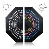 Lietussargs Nr. 186/15 - lietus laikā maina savu krāsu