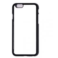 Telefona maks Nr. 216/14 (Iphone 7/8 -melns/gumijots)  - sublimējams