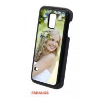 Telefona maks Nr. 218/15 (Samsung Galaxy S5 mini -melns/glancēts)  - sublimējams