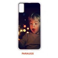 Telefona maks Nr. 218/8 (Iphone XS max -caurspīdīgs/gumijots)  - sublimējams