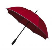 Sarkans lietussargs Nr. 225/17 (ar atstarotāju)