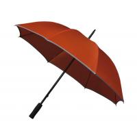 Oranžs lietussargs Nr. 225/19 (ar atstarotāju)