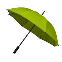 Zaļš lietussargs Nr. 225/20 (ar atstarotāju)