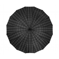 Melns lietussargs Nr. 235/2