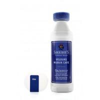 Velūra, nubuka, zamšādas kopšanas līdzeklis zils, 75 ml Nr. 49/45