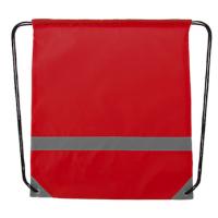 Mugursoma/sporta tērpa maisiņš  ar atstarotāju Nr. 247/6