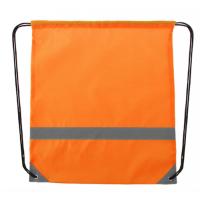 Mugursoma/sporta tērpa maisiņš  ar atstarotāju Nr. 247/7
