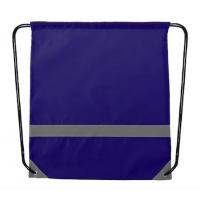 Mugursoma/sporta tērpa maisiņš  ar atstarotāju Nr. 247/8