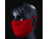 Sarkana bērnu sejas aizsargmaska Nr.250/16