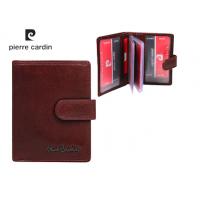 Pierre Cardin dabīgas ādas karšu maks Nr.255/8