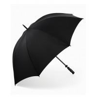 Melns lietussargs Nr. 263/9 - XL izmērs
