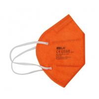 Oranžs respirators FFP2 Nr.280/1